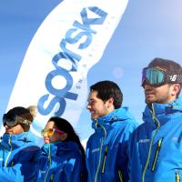 Los guías: la imagen de Sporski en tu escapada a la nieve