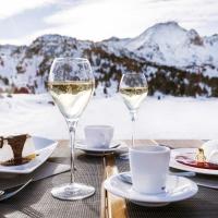 Los mejores restaurantes 'gourmet' en la nieve
